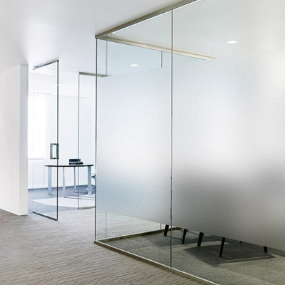 Office Glass Wall Partition